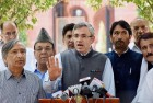Complete Breakdown Of Administrative Order In J&K: Omar
