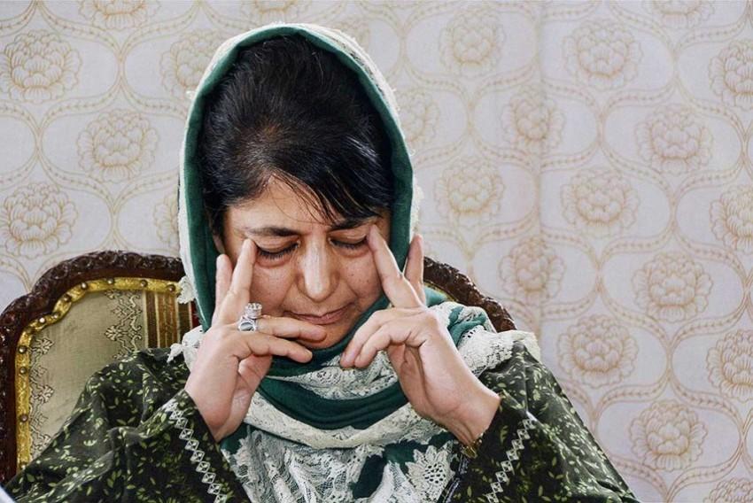 Shujaat Bukhari Murder: Mehbooba Breaks Down, Omar Shares Last Chat