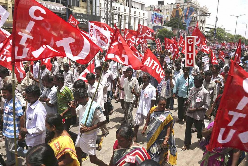 'Finance Ministry Nurses Contempt For Workers'