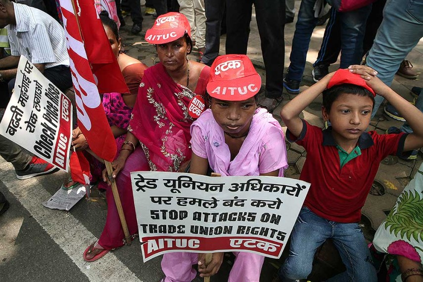 Why Are The Trade Unions On Strike?