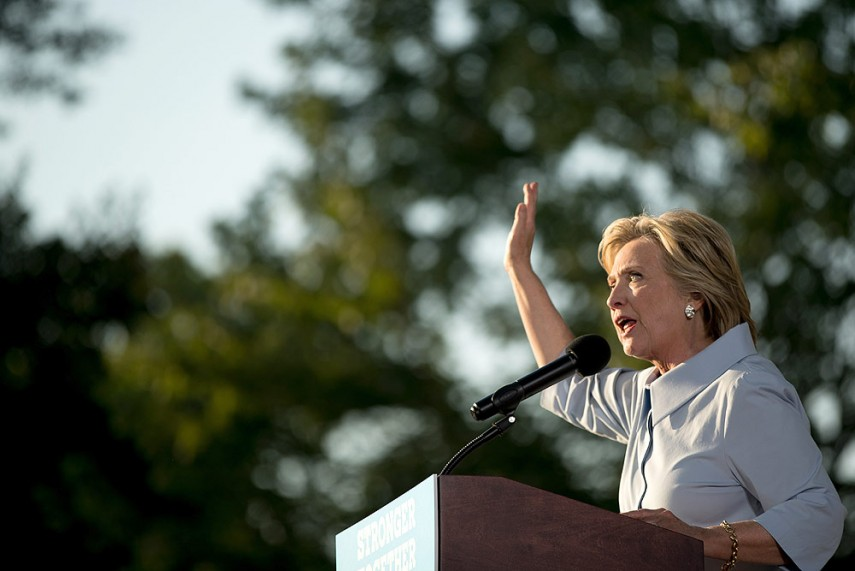 Why Hillary Clinton Would Be Good For India