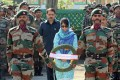 No Compensation Paid to Burhan Wani's Kins, Says Kashmir CM Mehbooba Mufti
