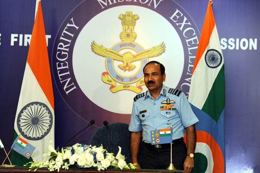 We Train to Take up Any Threat, Will Deliver the Result That Nation Expects: IAF Chief