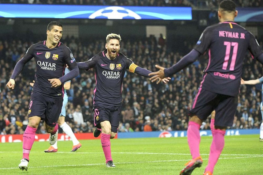 Messi Reaches 500 Goal Mark, Bale Keeps Madrid Top