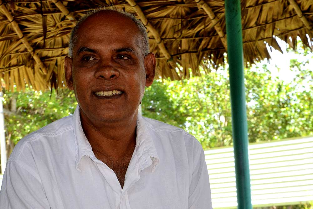 LTTE Global Chief Has Not Talked