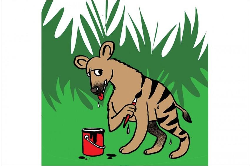 Killer Hyena