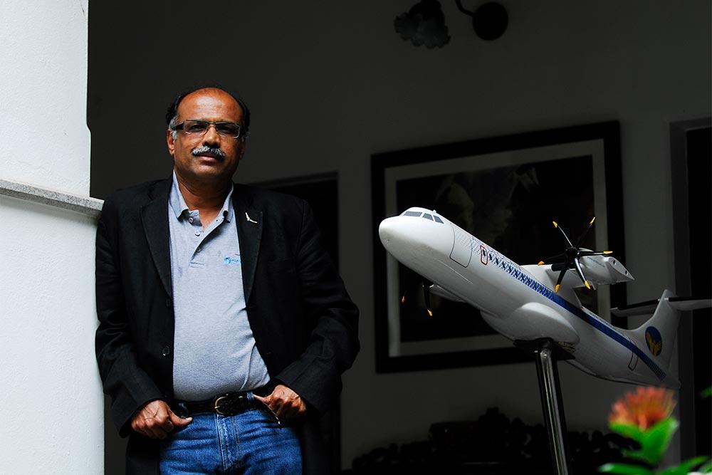Visionary Makes A Flight Plan