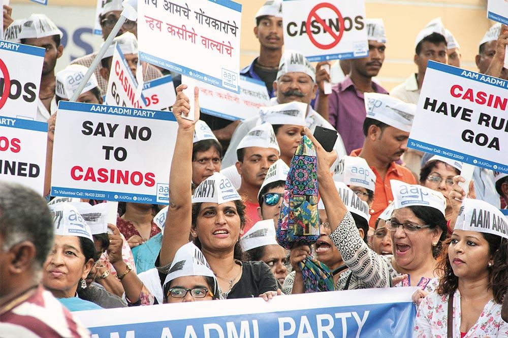 AAPtitude Test On Goan Casino