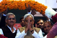 Nitish's Coalition Template Leaves No Room For Allies' Arm-Twisting