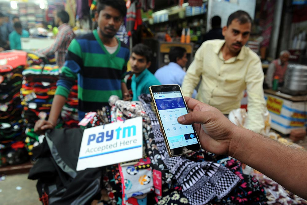 Fast Track To Cashlessness
