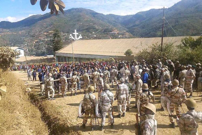 Declare United Naga Council An Unlawful Body, Writes Manipur CM To PM