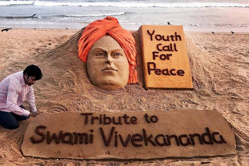 Kerala Govt To Celebrate 125th Year Of Vivekananda's Visit, Erect Statue Of Narayana Guru In Front Of Assembly