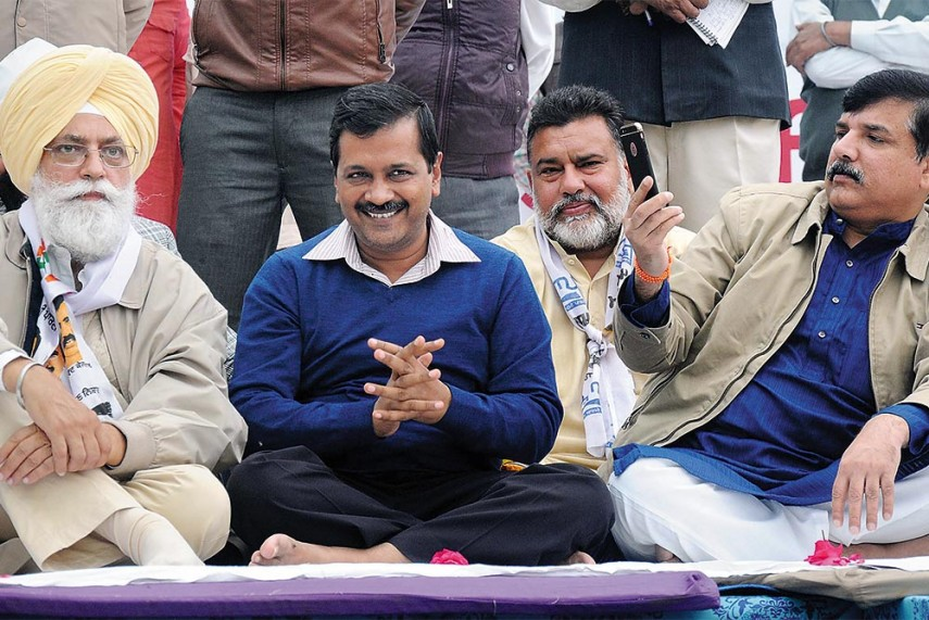 Punjab will have Dalit Deputy CM if AAP comes to power