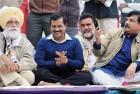 Kejriwal Donates Rs 50 K to Irom Sharmila's Party