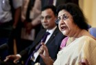 Cong Submits Breach of Privilege Notice Against SBI's Arundhati Bhattacharya for 'Insulting Farmers'