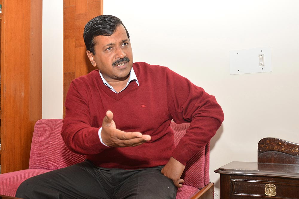 'Forget Surveys, AAP Will Get 100 Seats'