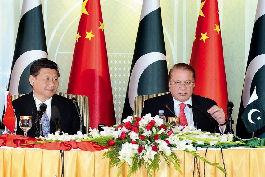 China Says Stand on Kashmir Consistent, Avoids Commenting on Pak's Plan for Gilgit-Baltistan
