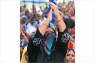 Telling The Prayer Beads