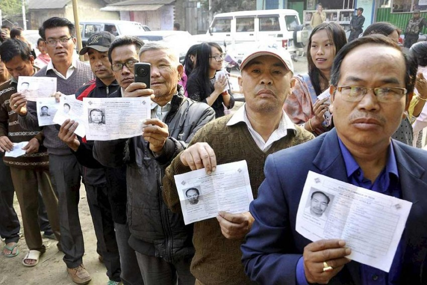 The Number Game Begins In Manipur