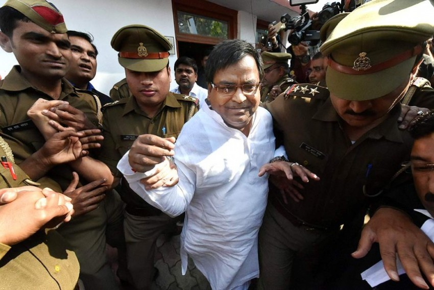 Another FIR Lodged Against Rape-Accused Gayatri Prajapati, This Time For Accepting Bribe