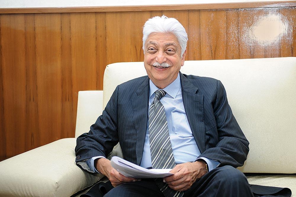 Azim H. Premji, Wipro