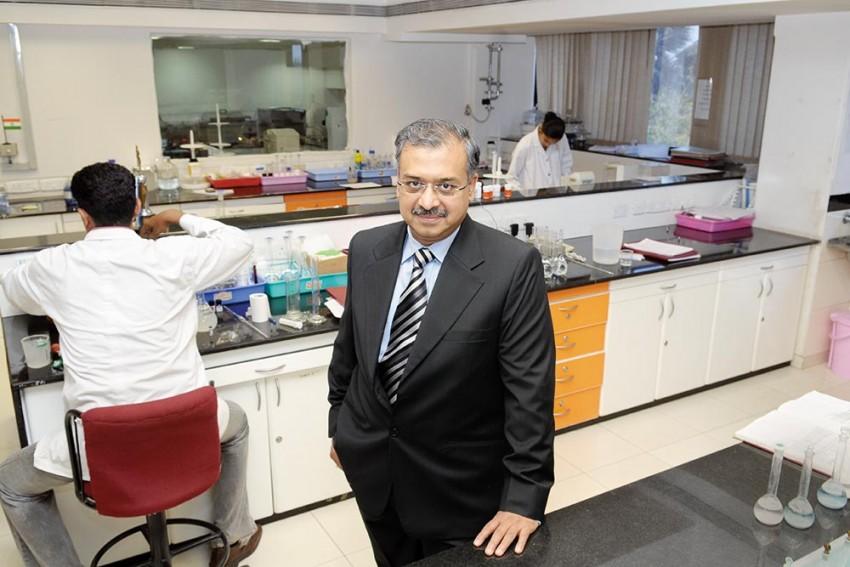 Dilip Shanghvi, Sun Pharma