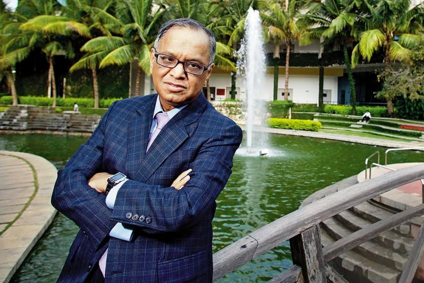 N.R. Narayana Murthy, Infosys