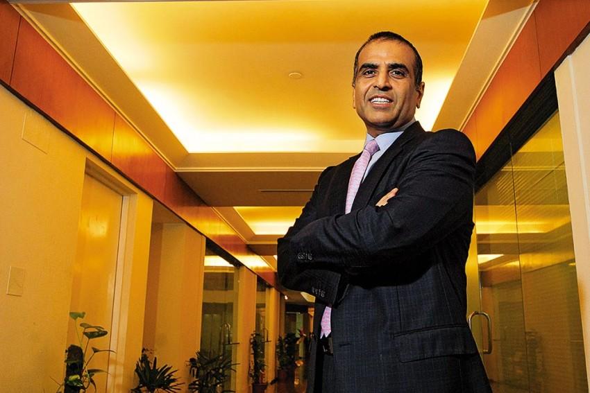 Sunil Bharti Mittal, Bharti Enterprises