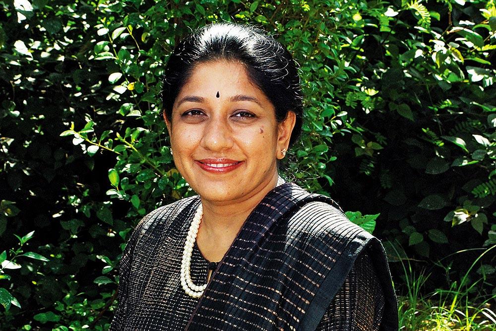 Mallika Srinivasan, TAFE