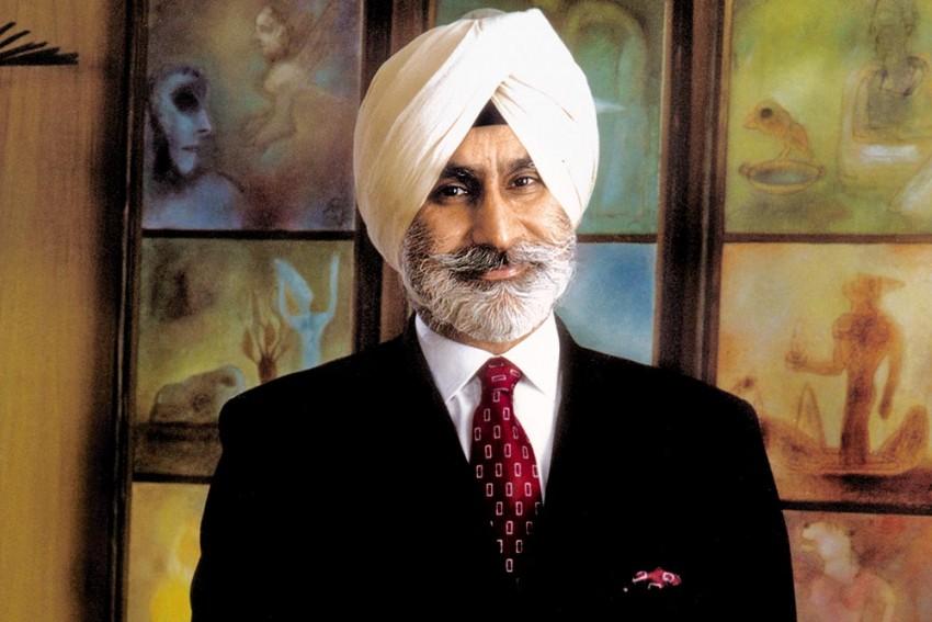 Dr Parvinder Singh (1943-1999) Ranbaxy