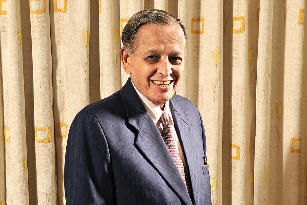 R.H. Patil (1937-2012) NSE