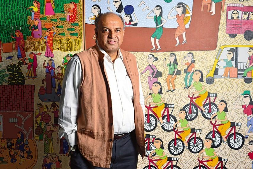 Sanjeev Bikhchandani | Outlook India Magazine