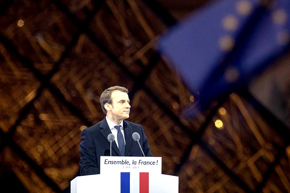 The Centre Holds Fair For France