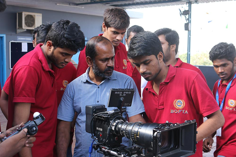 The Chennai Express Of  Film Schools