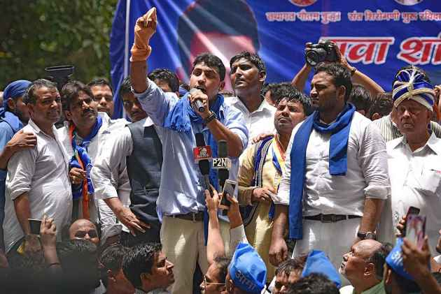 Chandrashekhar's Release A 'Political Game': Dalit Activists