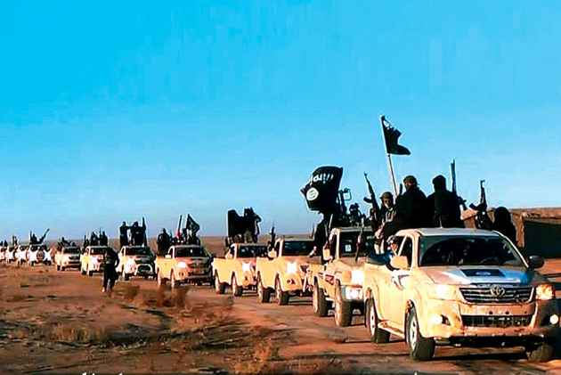 ISIS Whispers In God's Own Country