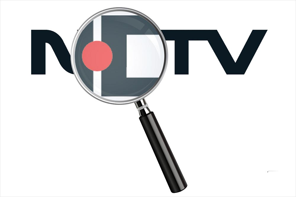 Notwithstanding NDTV