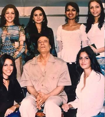 Outlook India Photo Gallery Muammar Gaddafi