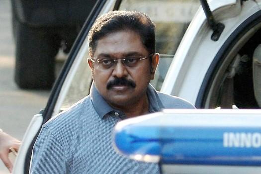 T. T. V. Dhinakaran