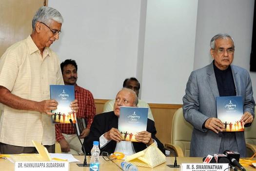 M.S. Swaminathan Prof
