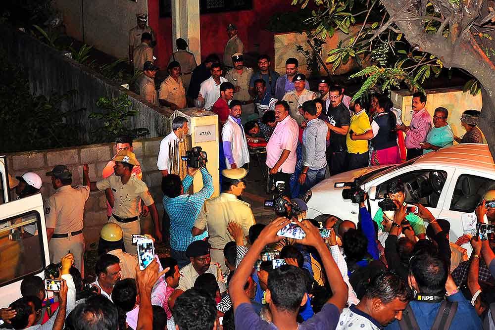No Bullets Can Fail Gauri's Fury