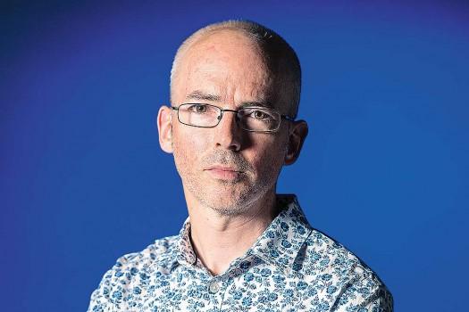 Jon McGregor