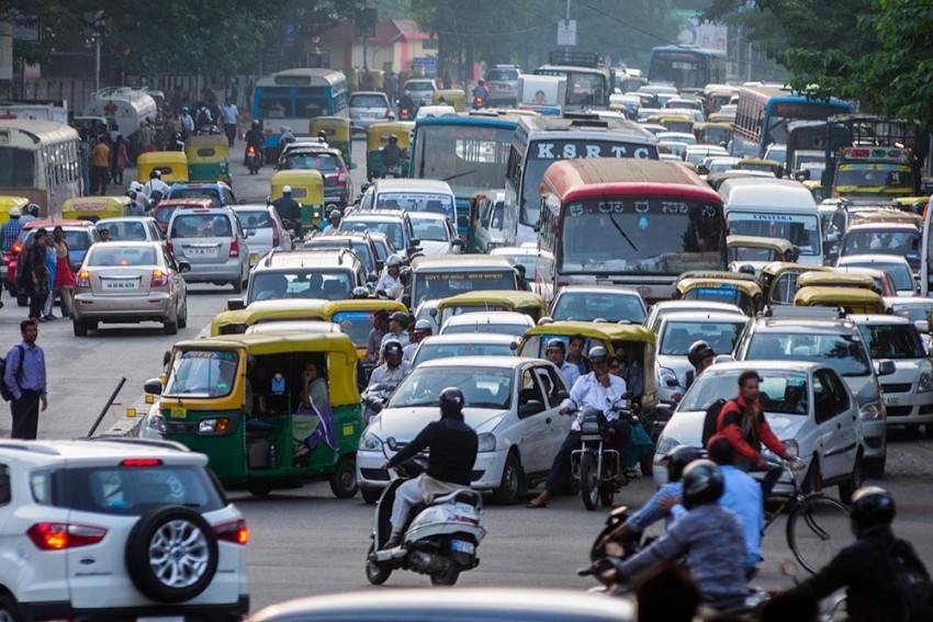Rail Against The Traffic