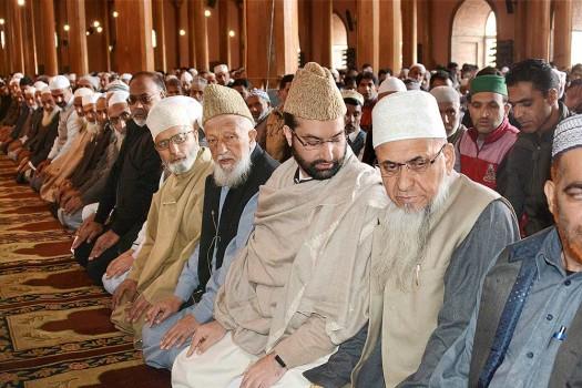 Mirwaiz Umer Farooq