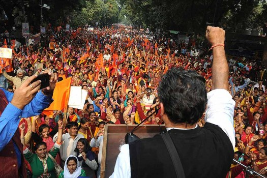Bharatiya Mazdoor Sangh (BMS): Latest News on Bharatiya ...