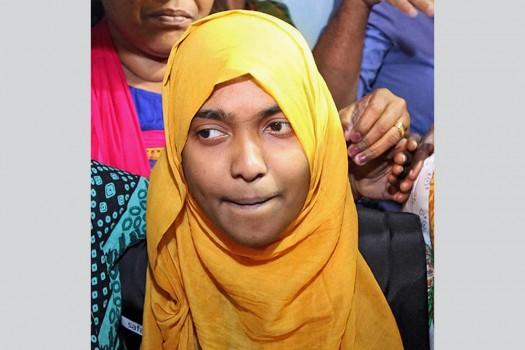 Akhila Ashokan alias Hadiya