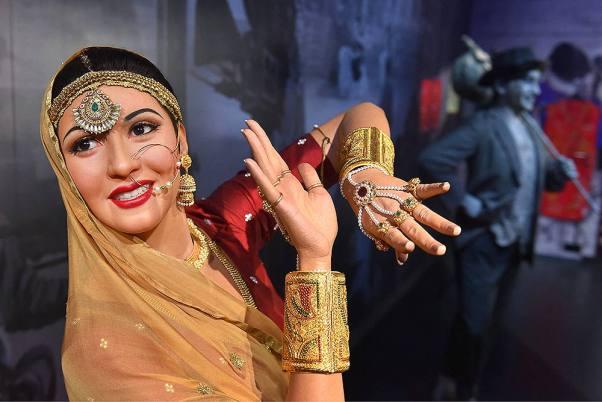 Madame Tussauds in Delhi