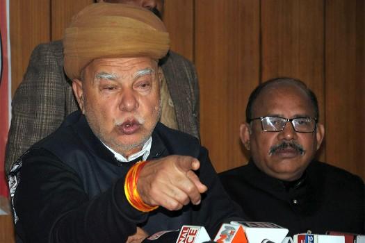 Lokendra Singh Kalvi