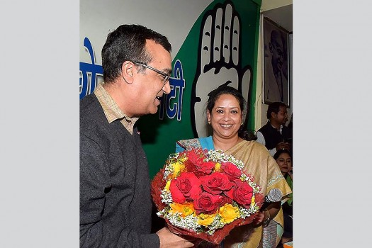 Sharmistha Mukherjee