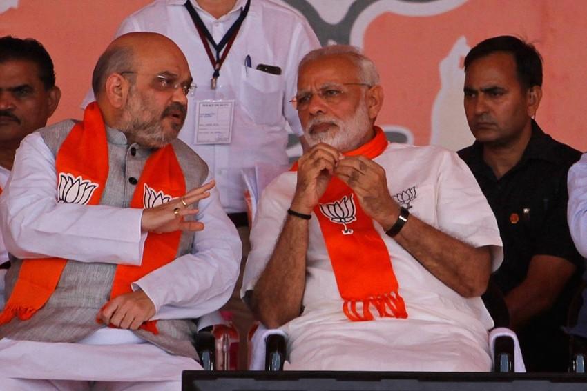 Modi Still BJP's Trump Card